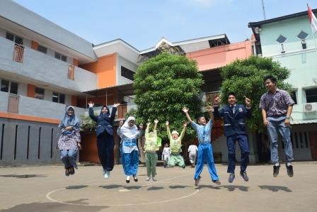 WELCOME TO 'JAKARTA ISLAMIC SCHOOL' INDONESIA
