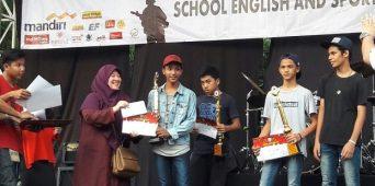 Foto Kegiatan School English & Sport Competition (SESCO) 2016