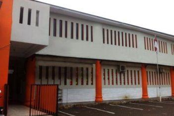 Gedung Jakarta Islamic School Joglo