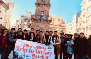 Immersion Turki JISc/JIBBS/JIGSc